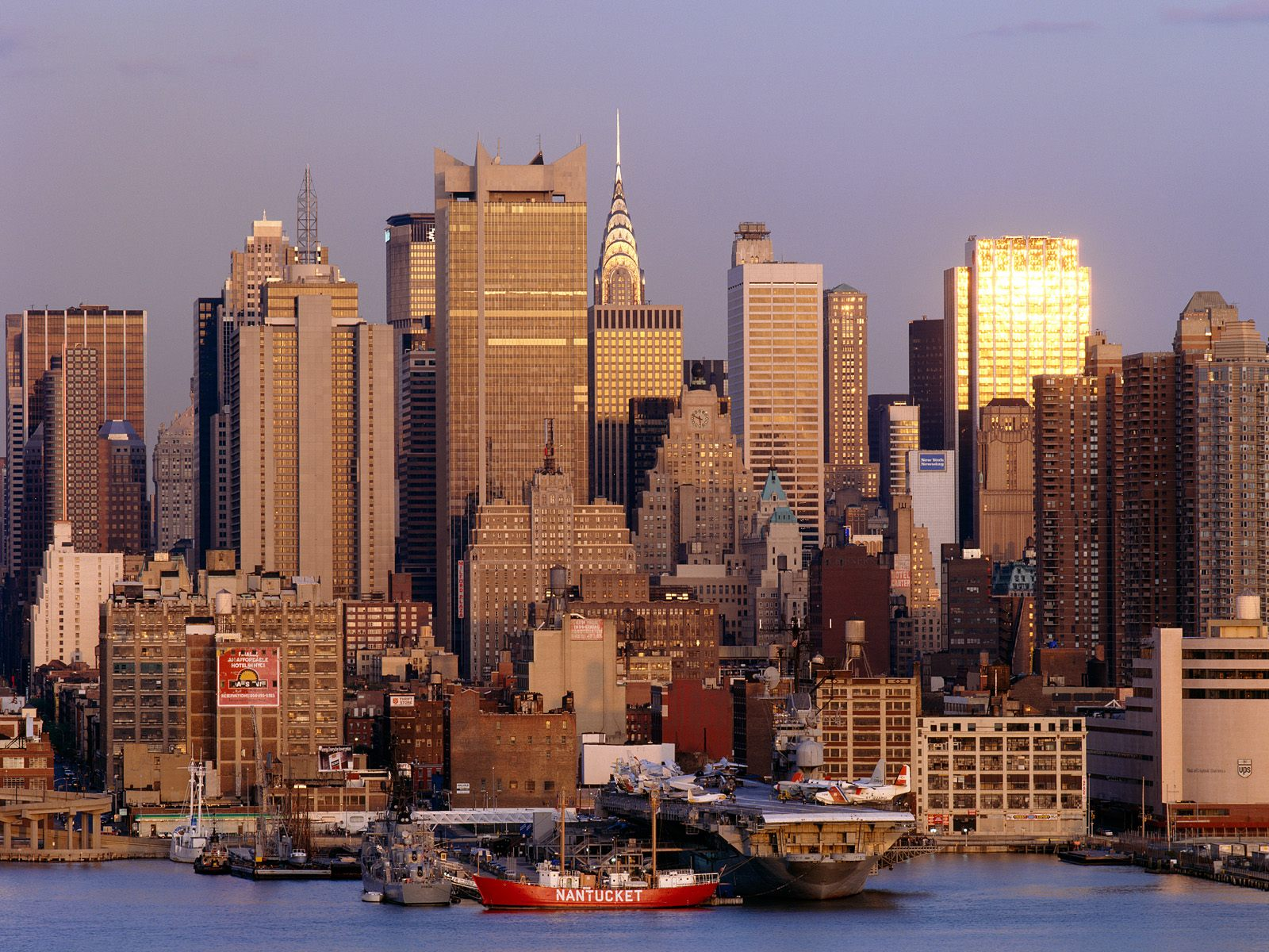 Harbor View Of The Big Apple New York Picture Harbor View Of The