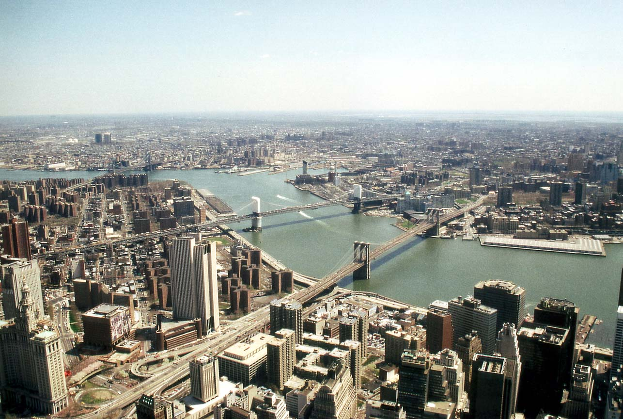 New york brooklyn bridge and east river 1286 x 864 picture