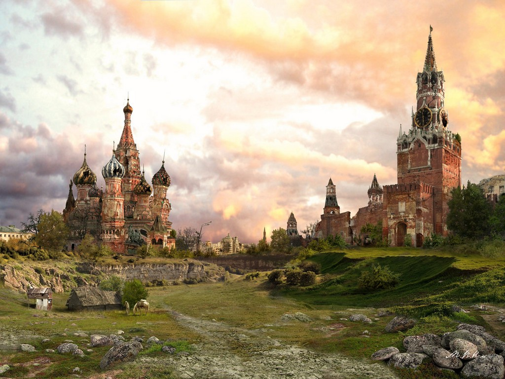 moscow city red square