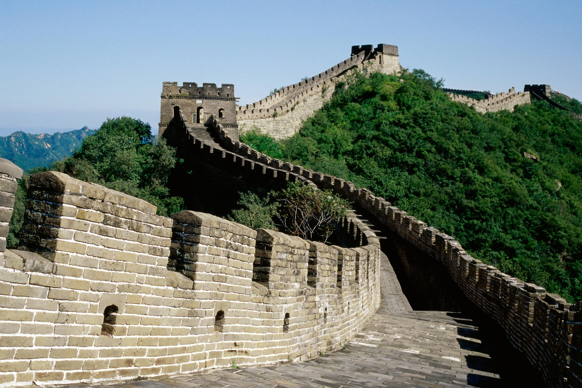 Great wall china picture great wall china photo great for A grande muralha da china