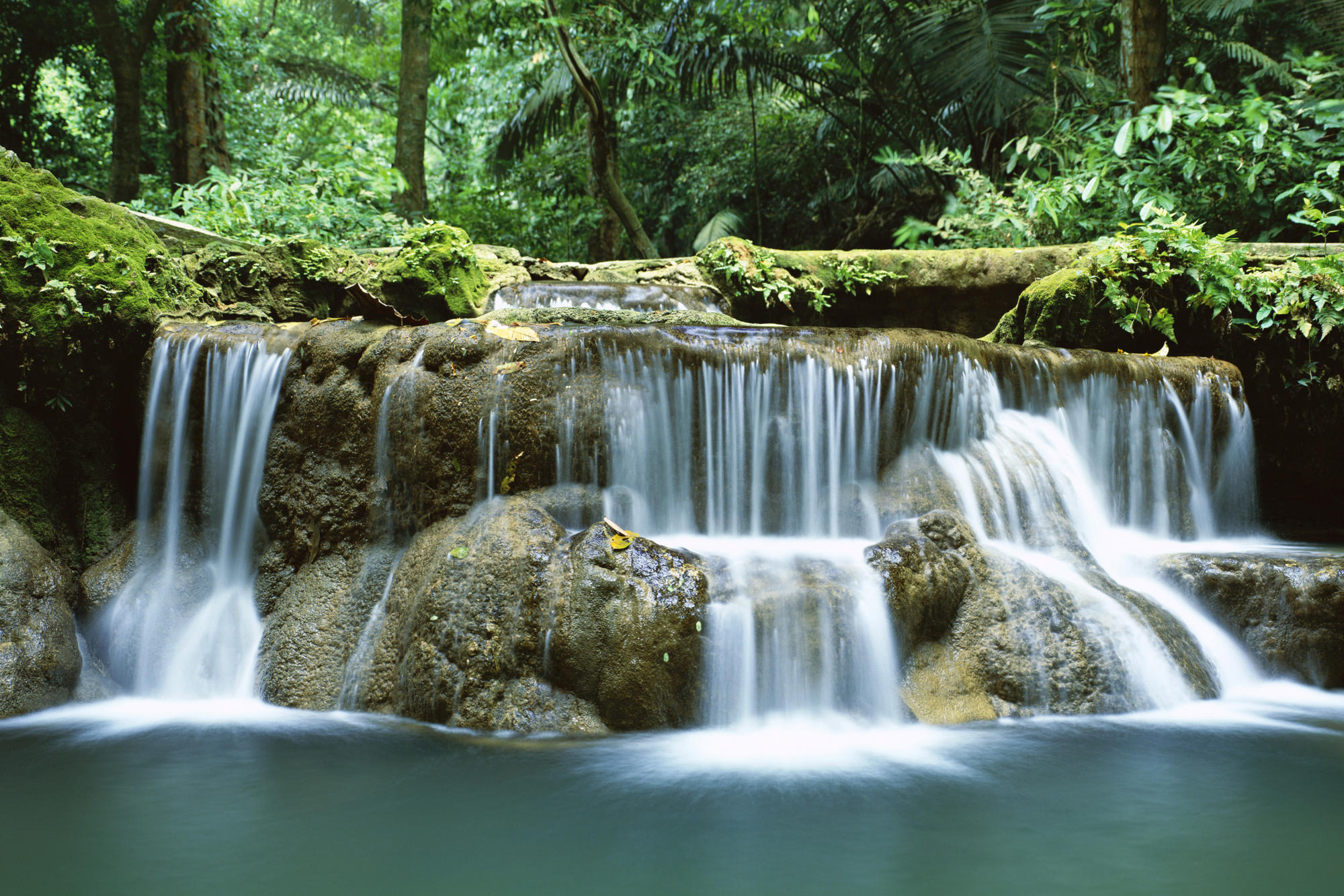 Thailand poster waterfall 2000 x 1333 picture