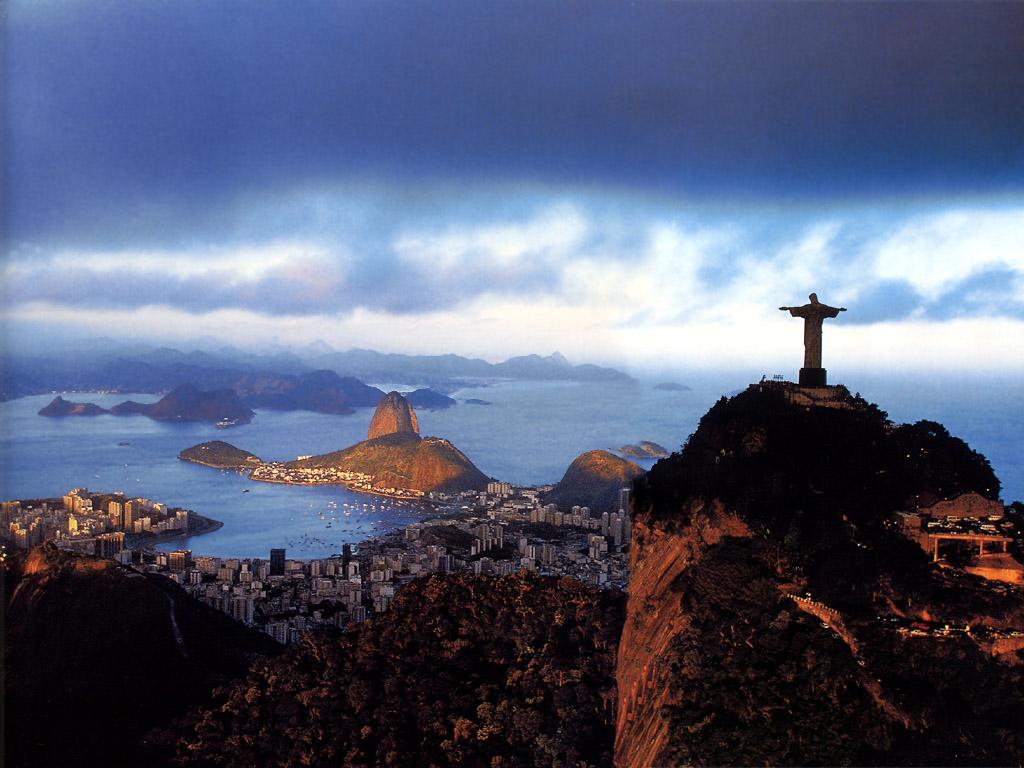 Brazil - Rio de Janeiro postcard, Brazil - Rio de Janeiro wallpaper ...