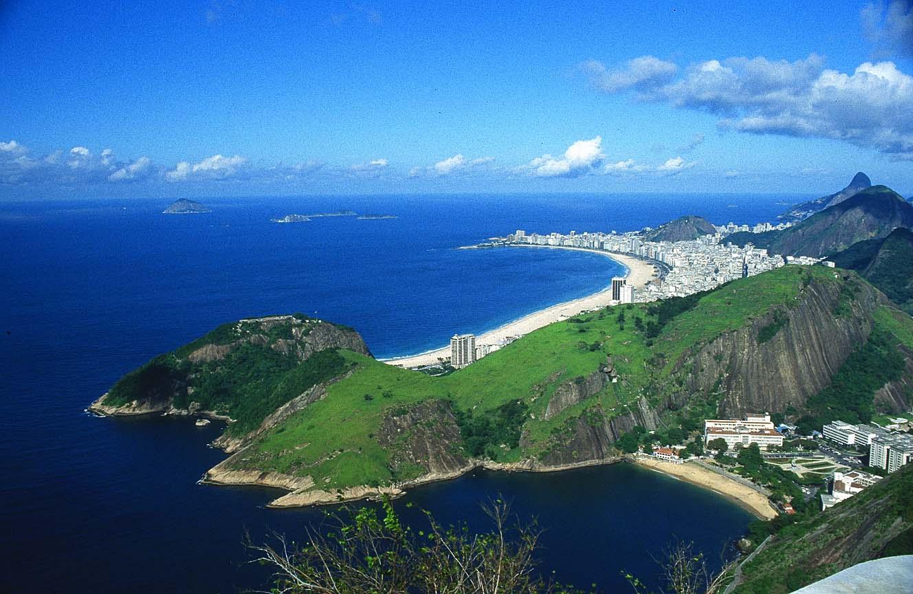 brazil photo, Rio de Janeiro Pao de Azucar panorama brazil wallpaper