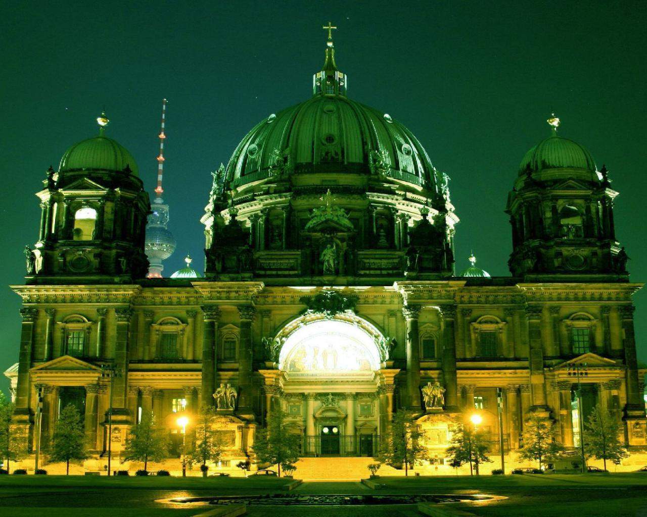Berlin-Cathedral 1280 x 1024