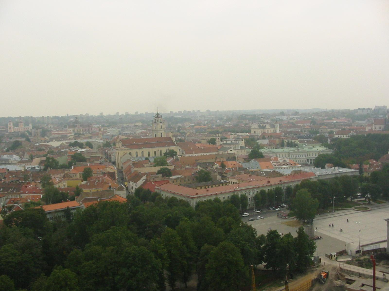 lithuania-Vilnius-city-center