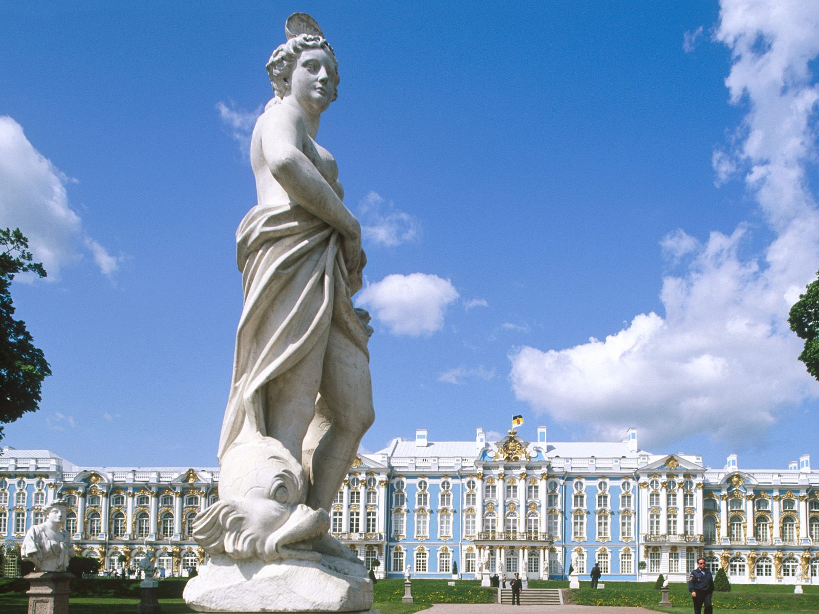 Catherine palace st petersburg 1600 x 1200 picture