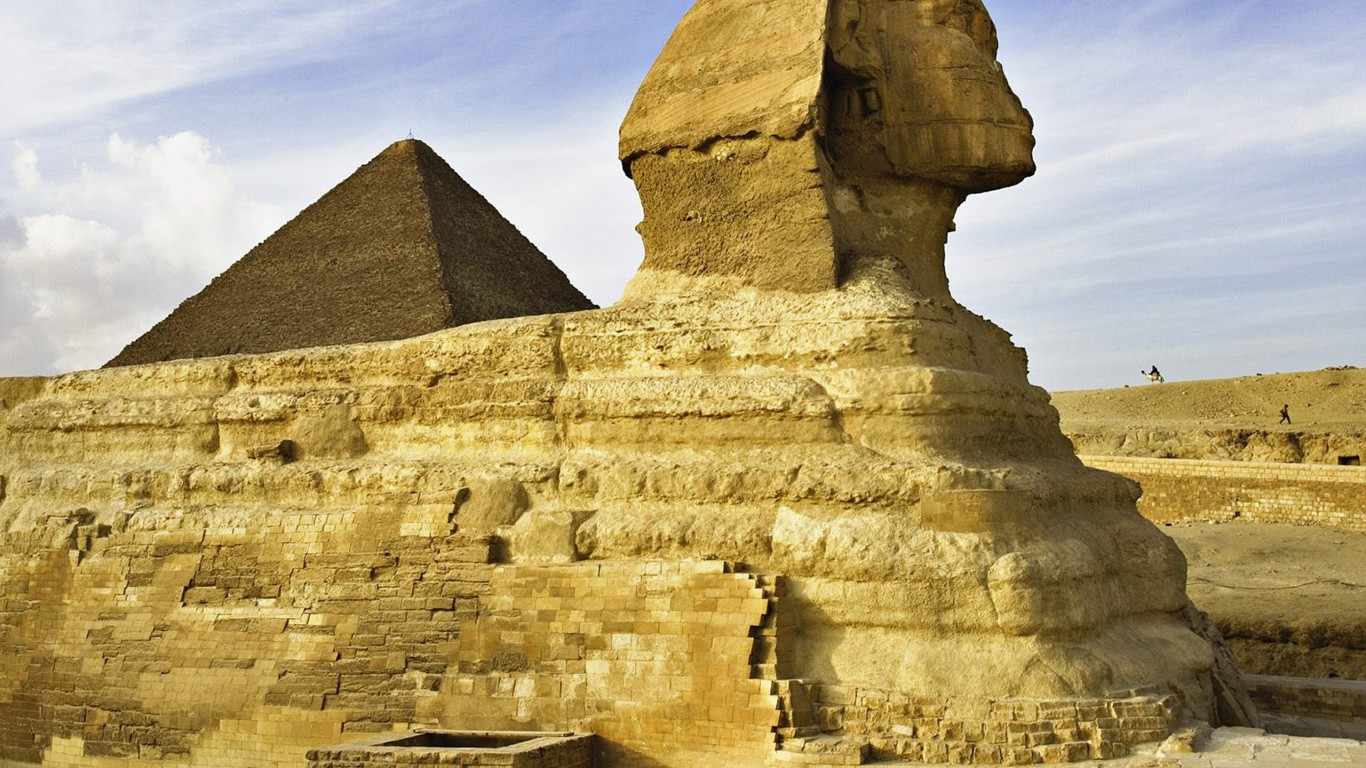 The Sphinx 1366 x 768