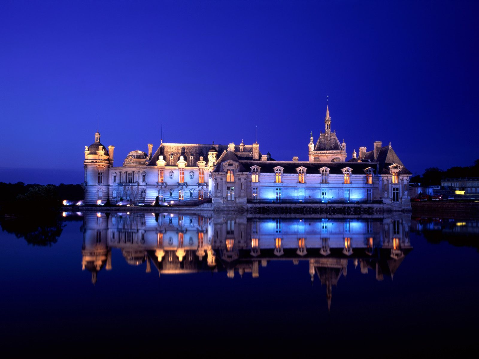 Chateau de Chantilly Chantilly France