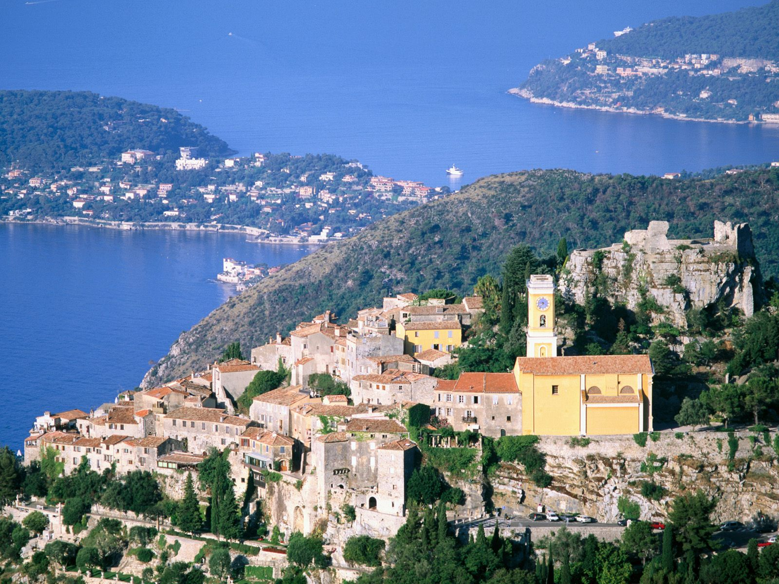 Eze and Cap-Ferrat France picture, Eze and Cap-Ferrat France photo ...: www.citypictures.org/r-europe-148-france-218-eze-and-cap-ferrat...