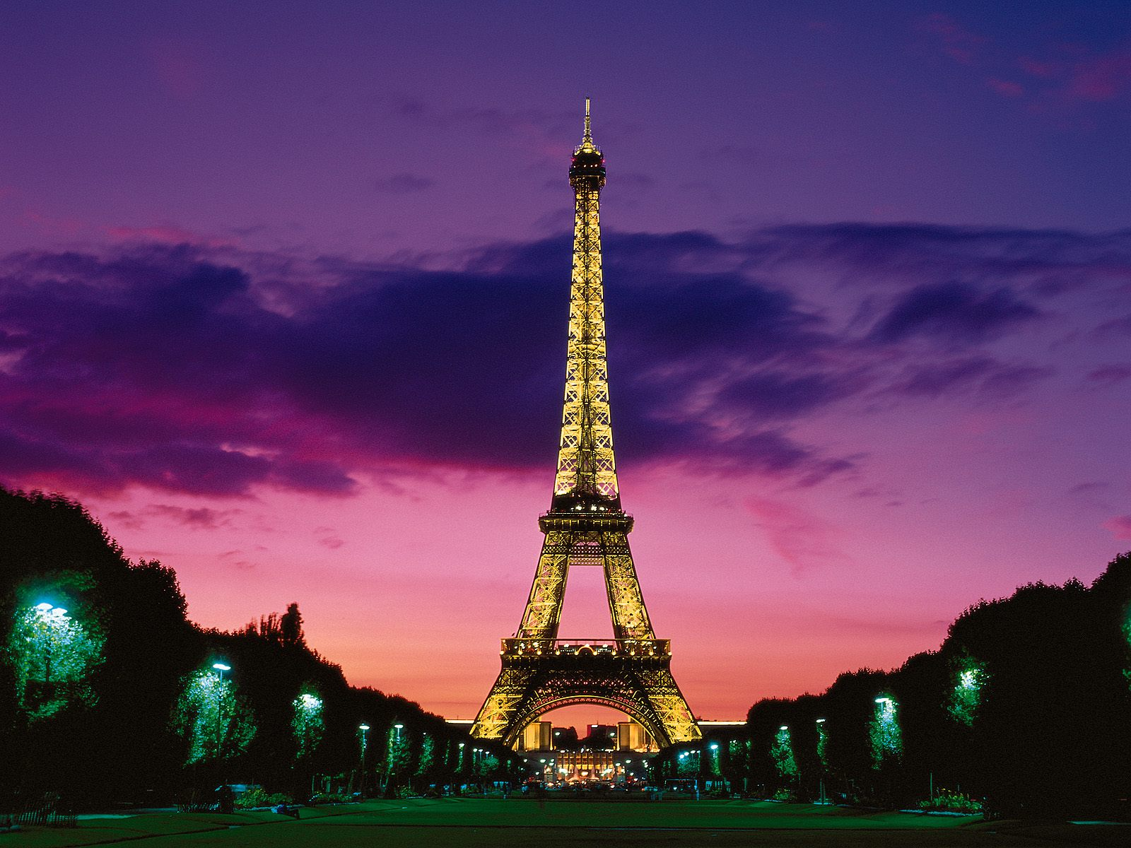 Copyright And The Eiffel Tower