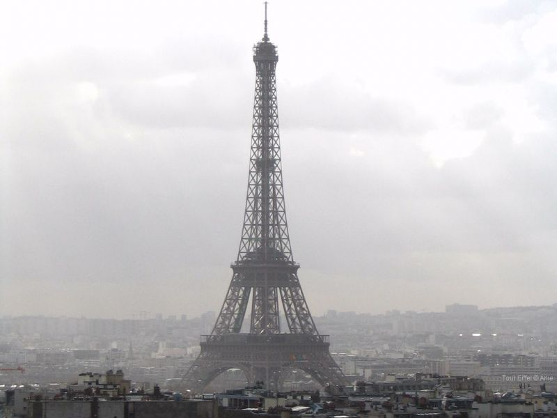 Paris eiffel tower 800 x 600 picture