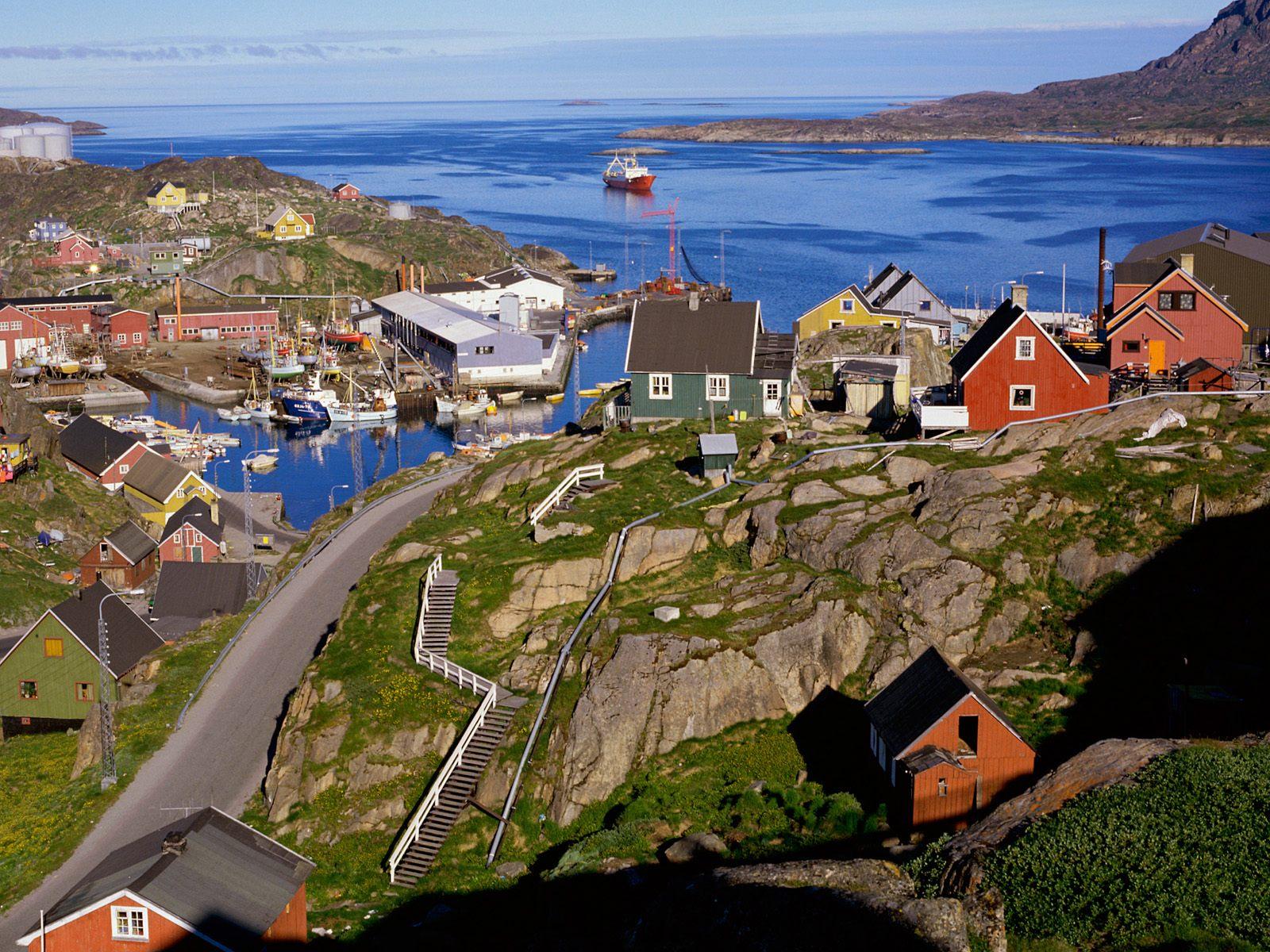 Sisimiut Greenland