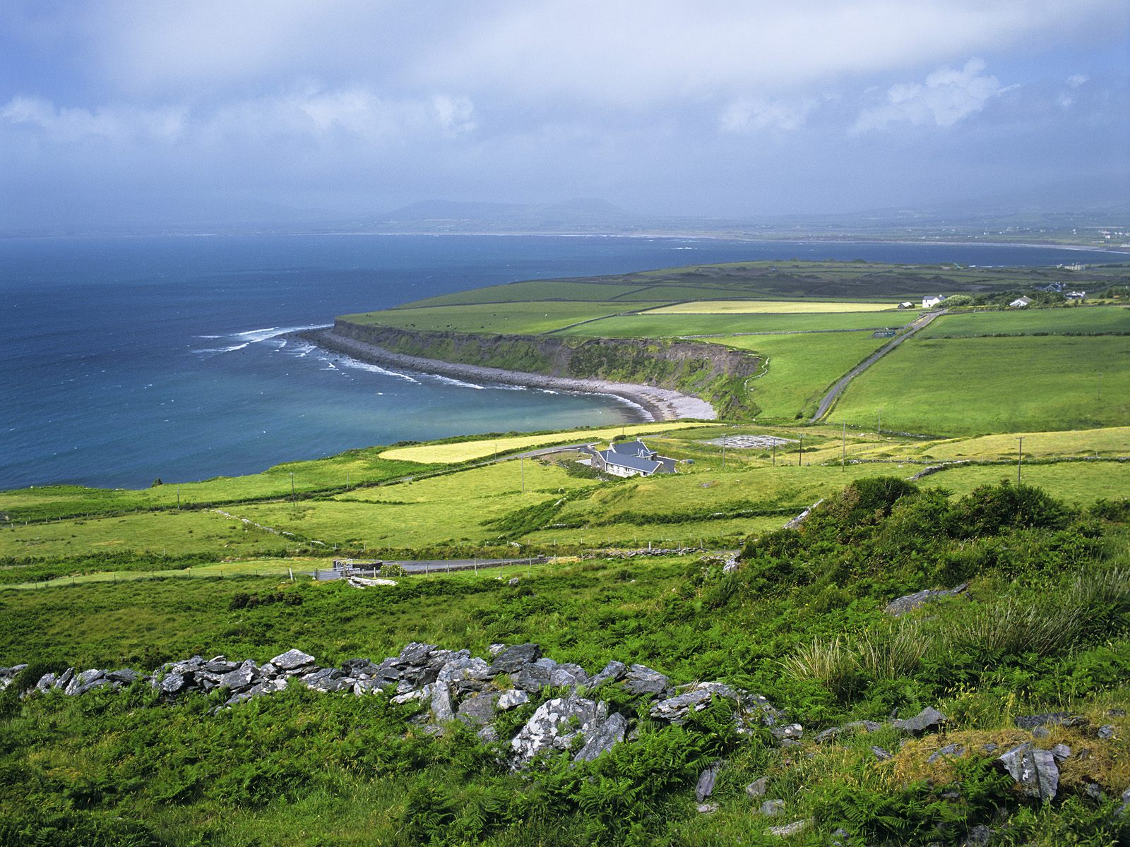 Ballinskelligs Bay County Kerry Ireland