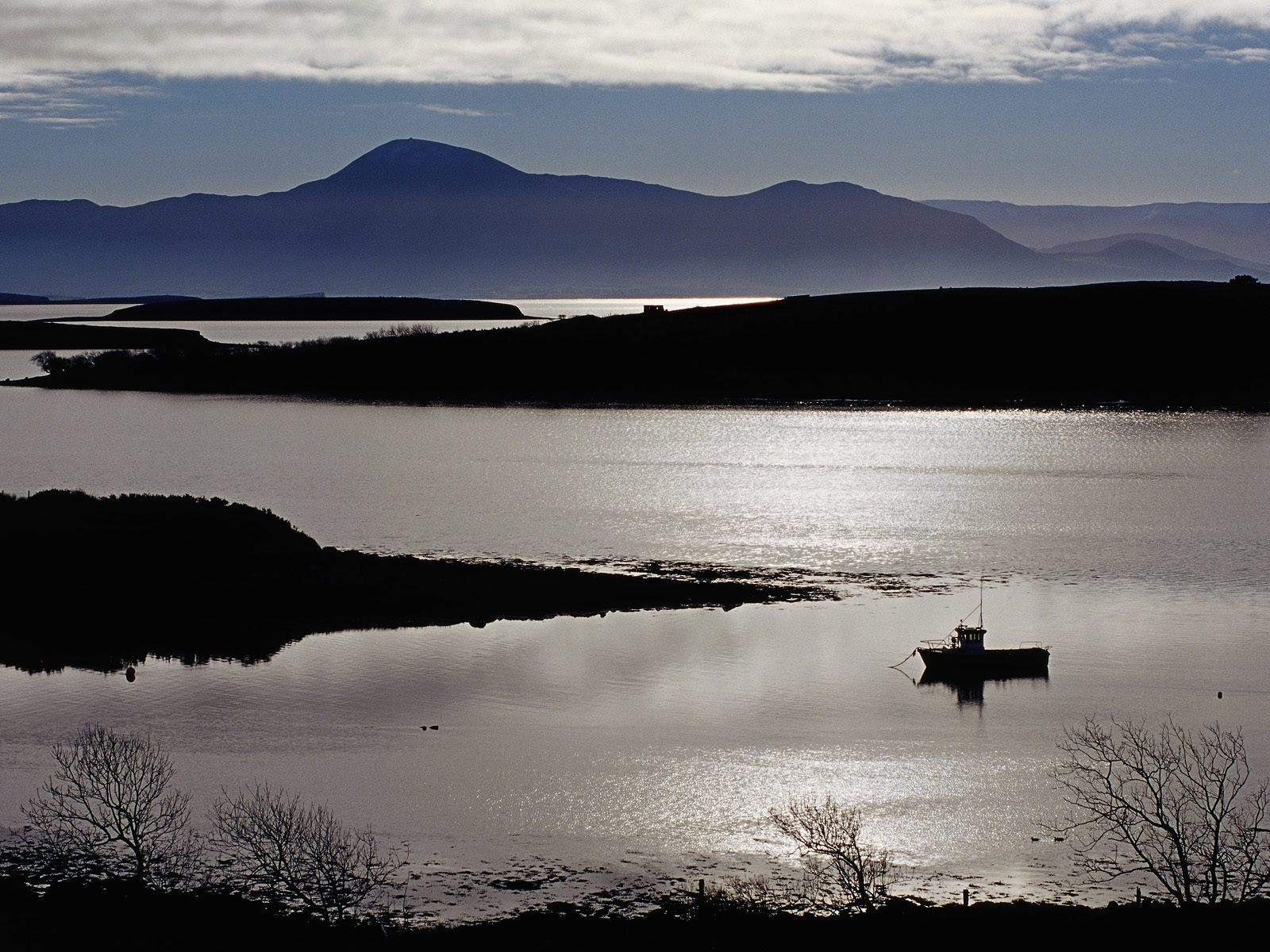 Clew Bay County Mayo Ireland