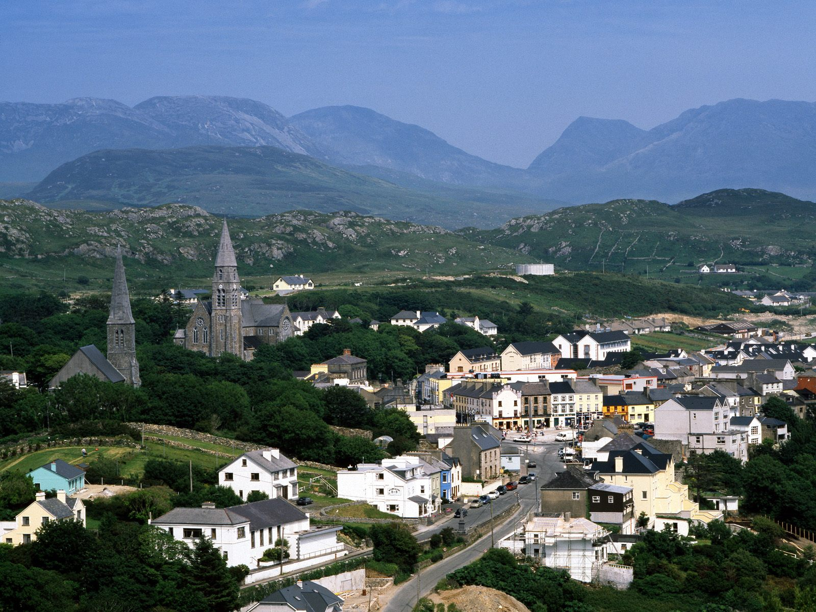 Clifden County Galway Ireland