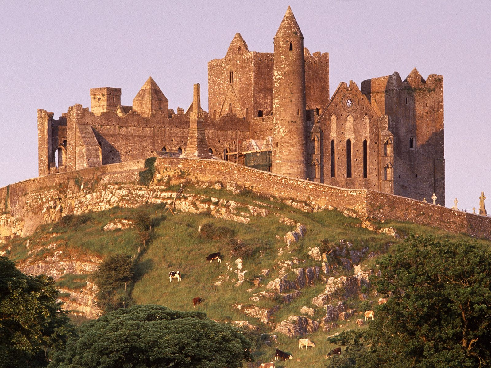 The Rock of Cashel County Tipperary Ireland