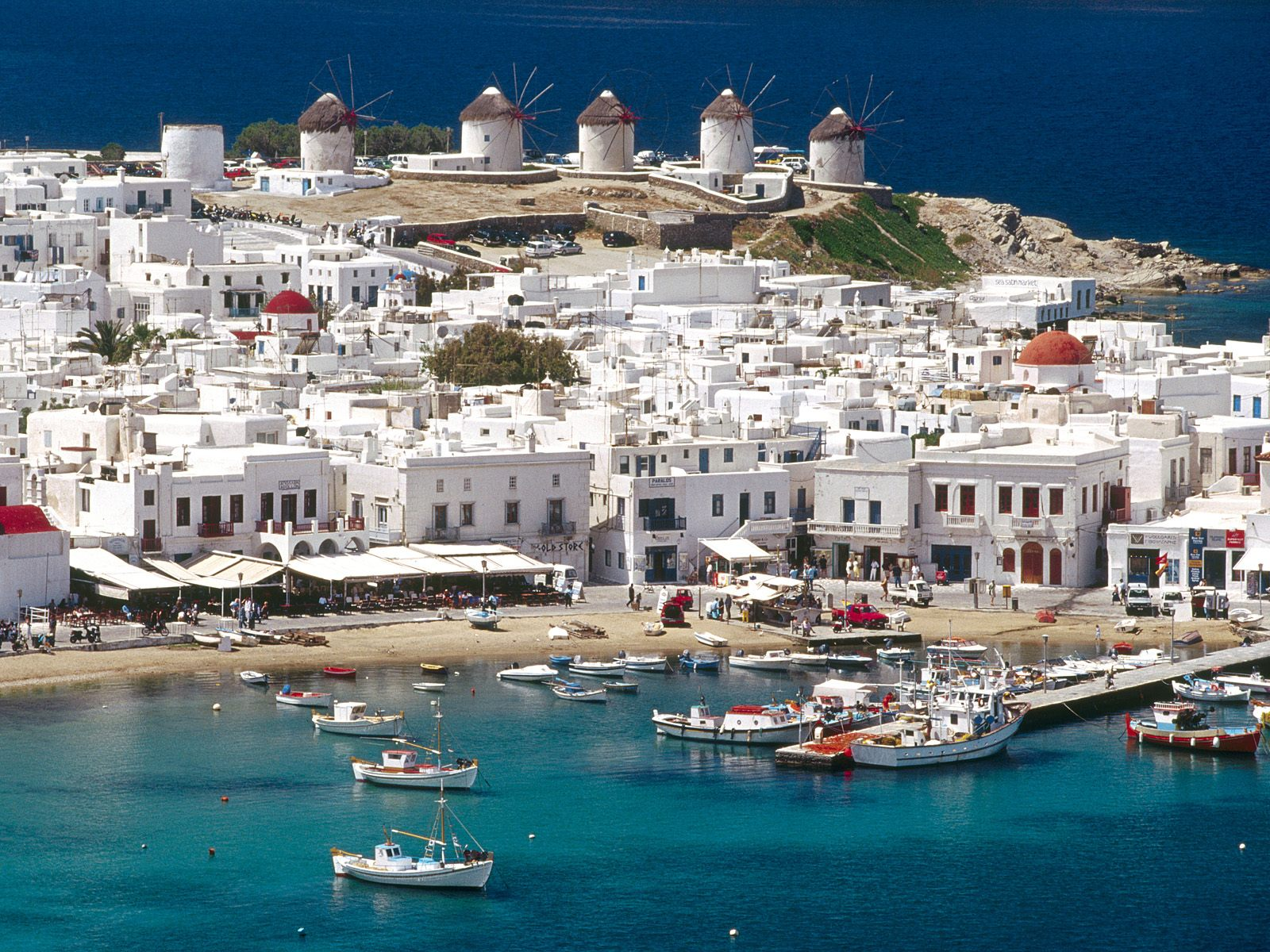 Mykonos Cyclades Greece Greece