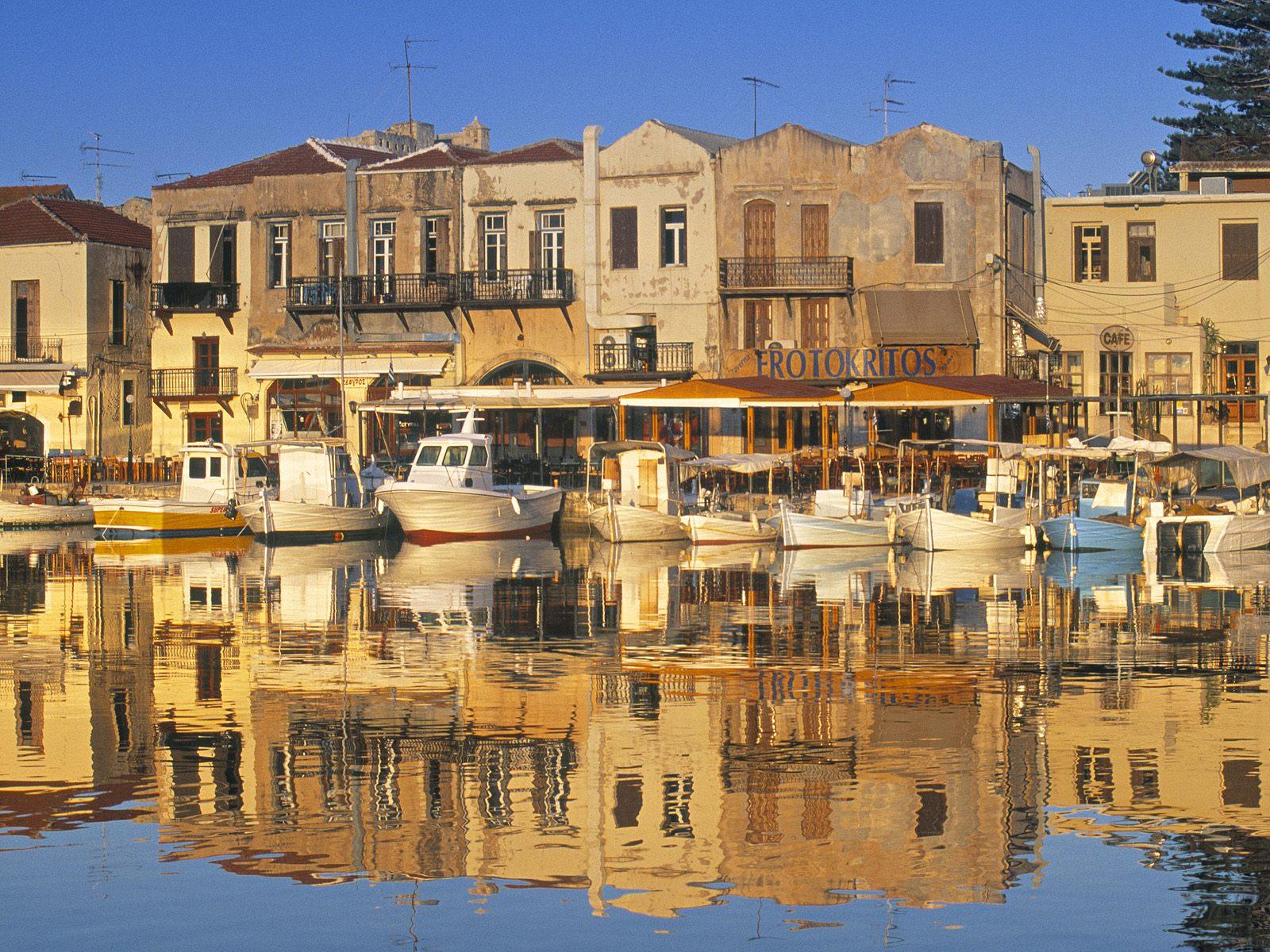 Rethymnon Crete Greece picture, Rethymnon Crete Greece ...