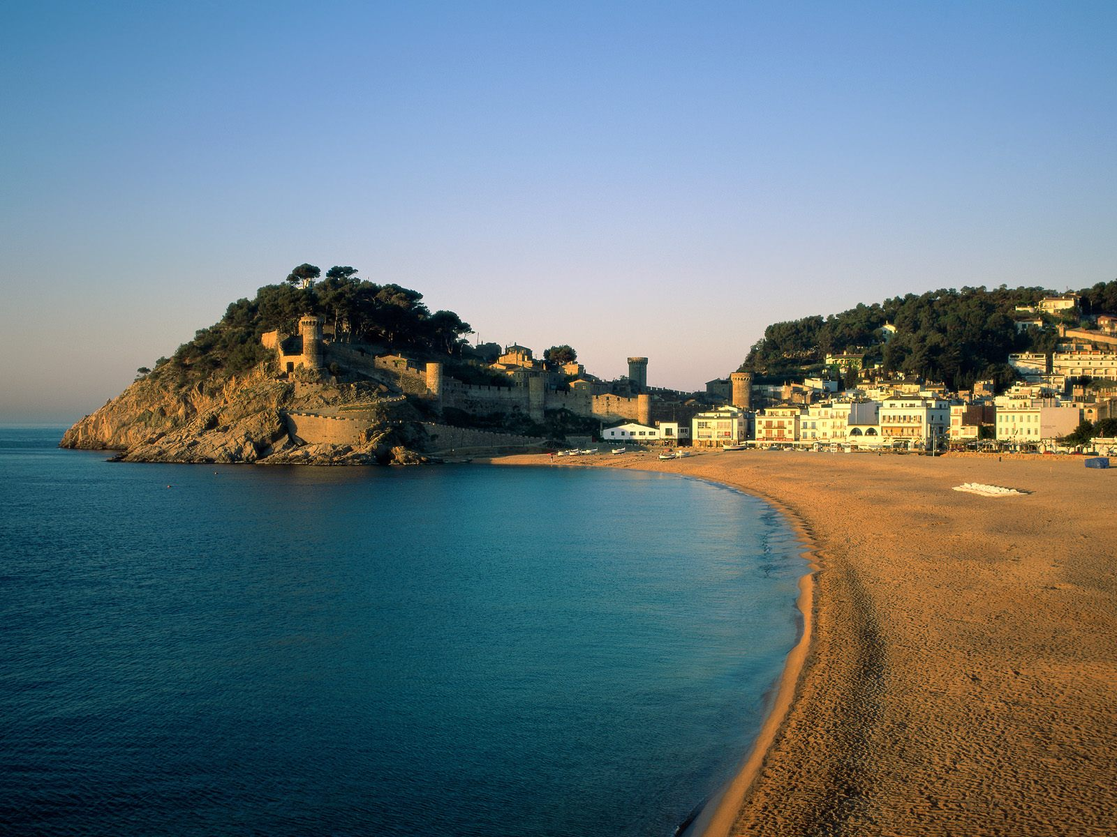 Tossa de Mar Spain photo or wallpaper