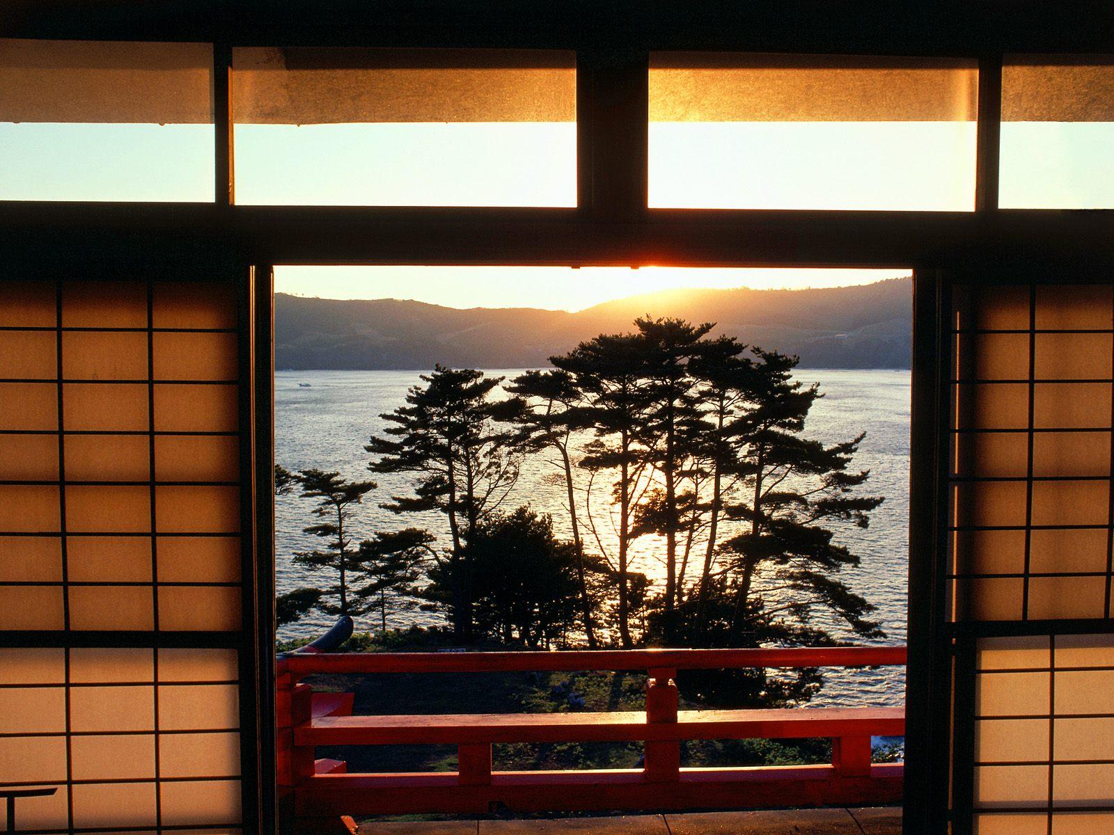 Kinkazan island japan 1600 x 1200 picture