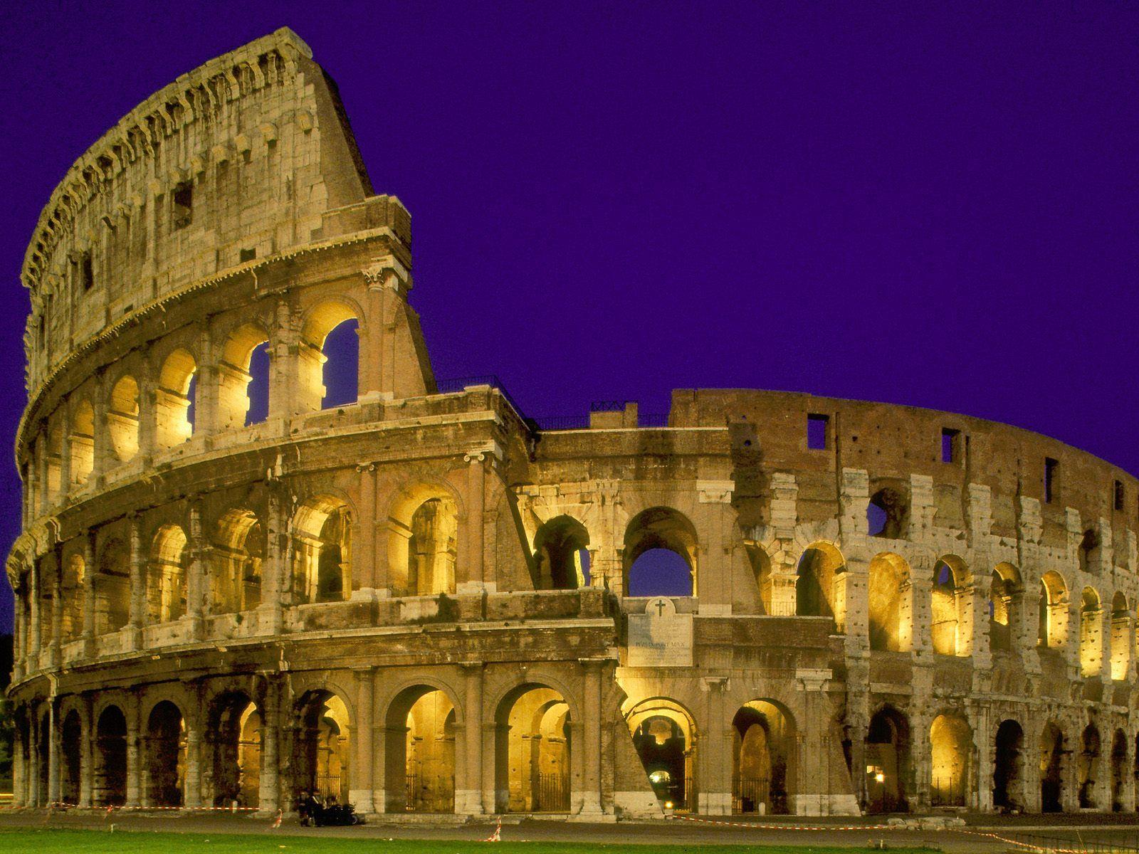 The Colosseum: Emblem of Rome