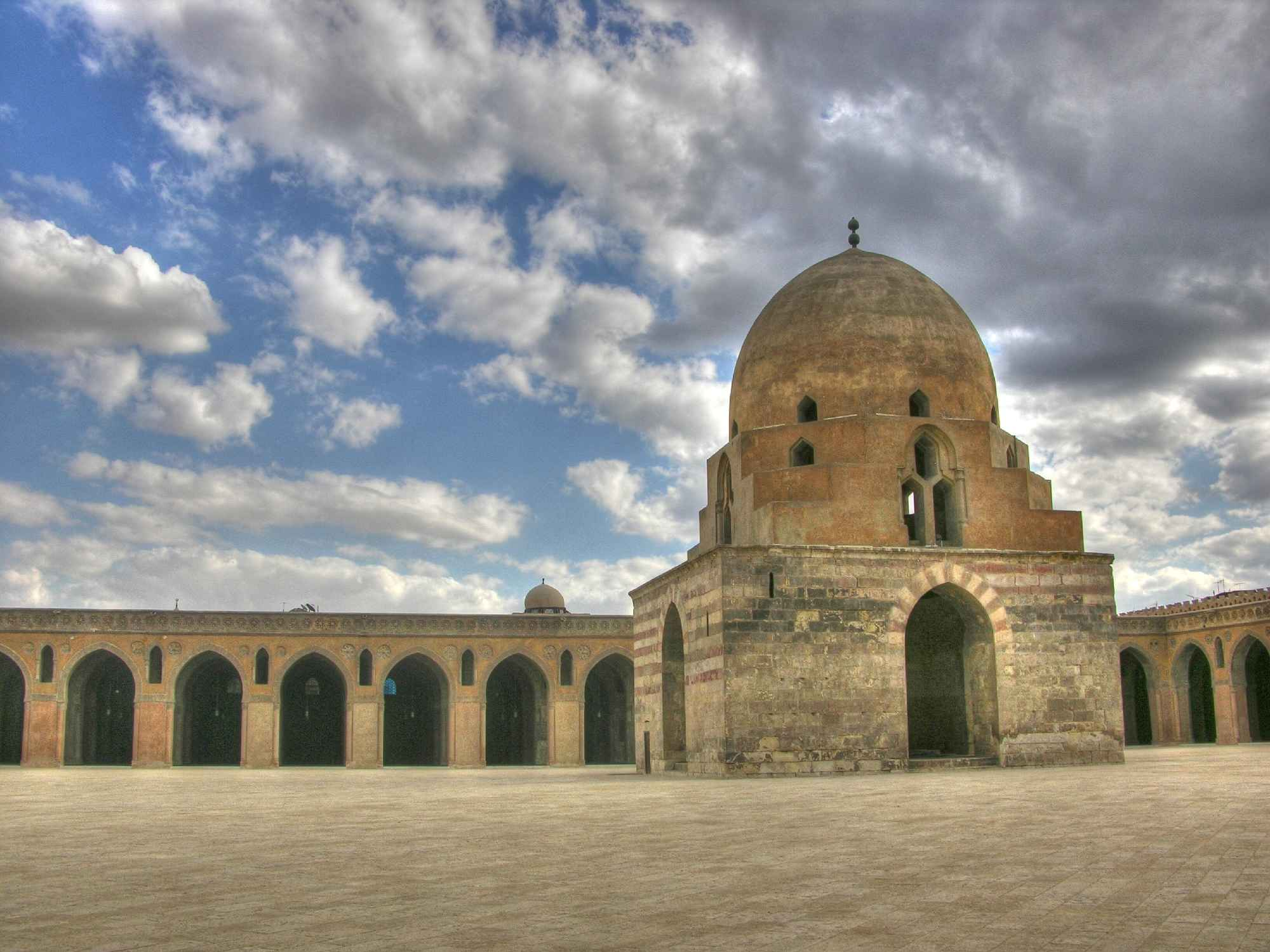 Ibn Tulun Mosque 1