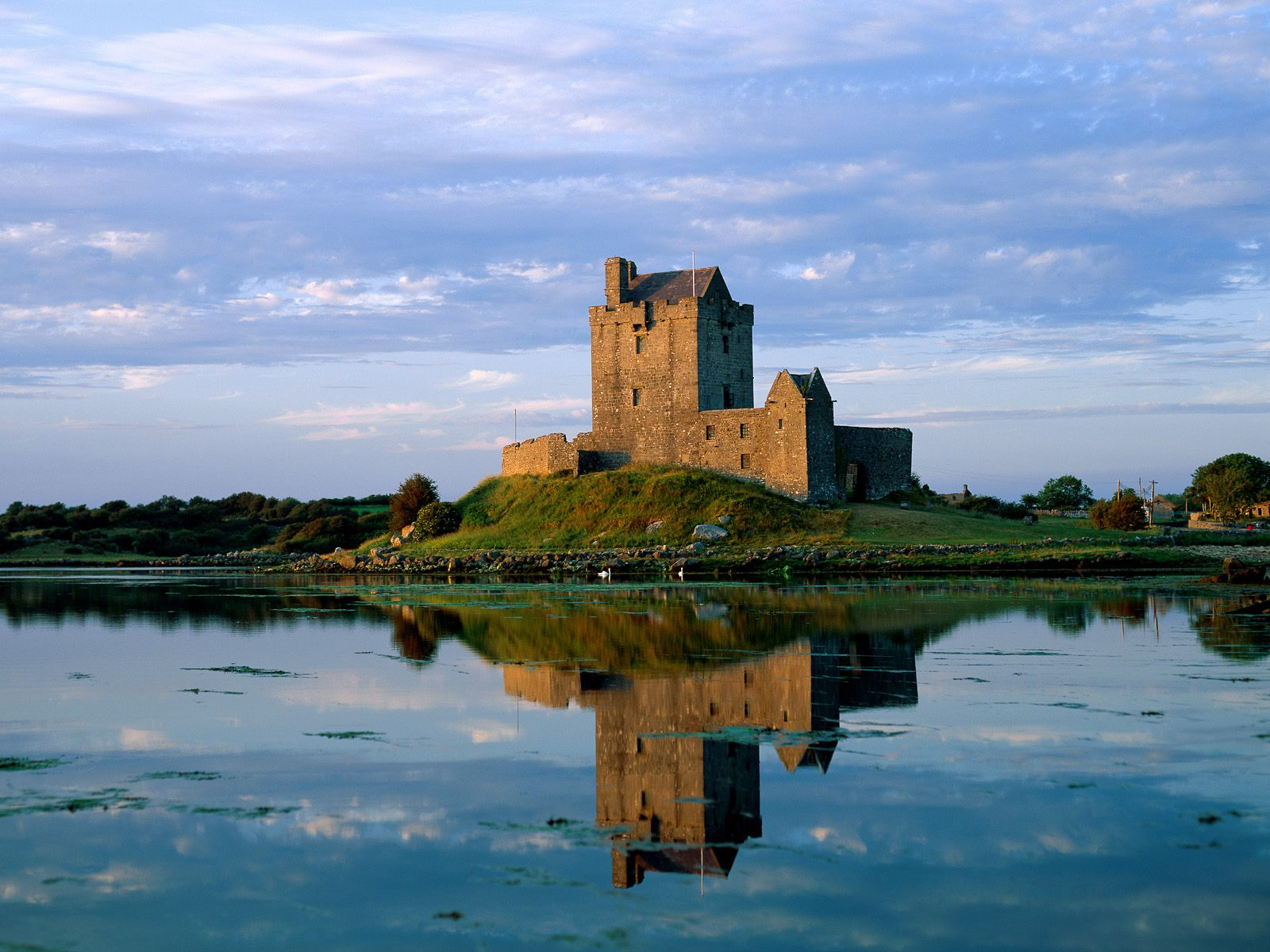 Dunguaire Castle Kinvara County Clare Ireland 1