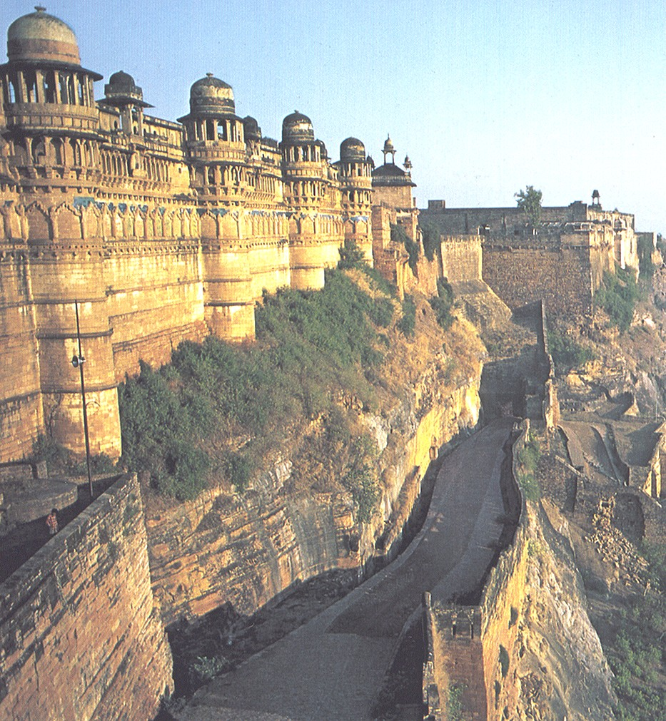 Gwalior Fortress India