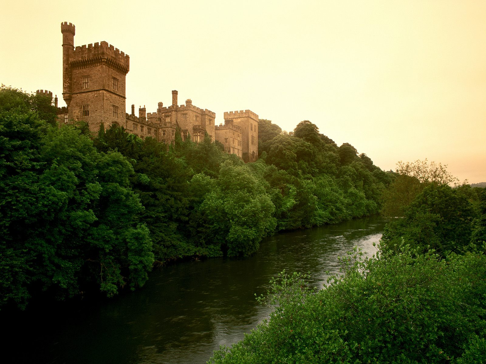 Lismore Castle County Waterford Ireland