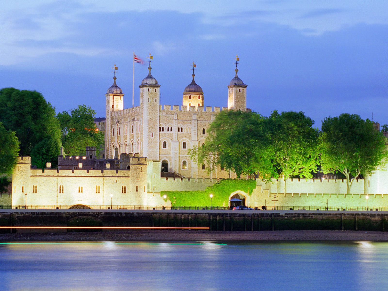 Tower of London Englan...