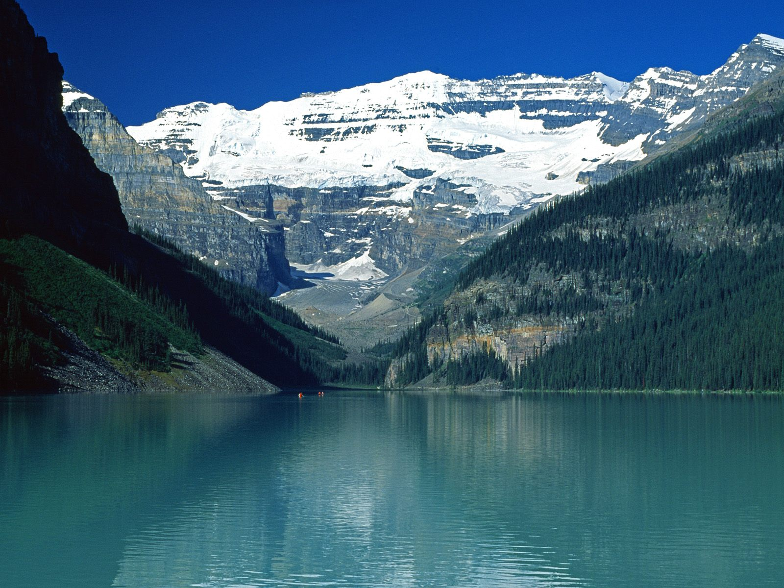 Lake Louise Canadian Rockies photo or wallpaper
