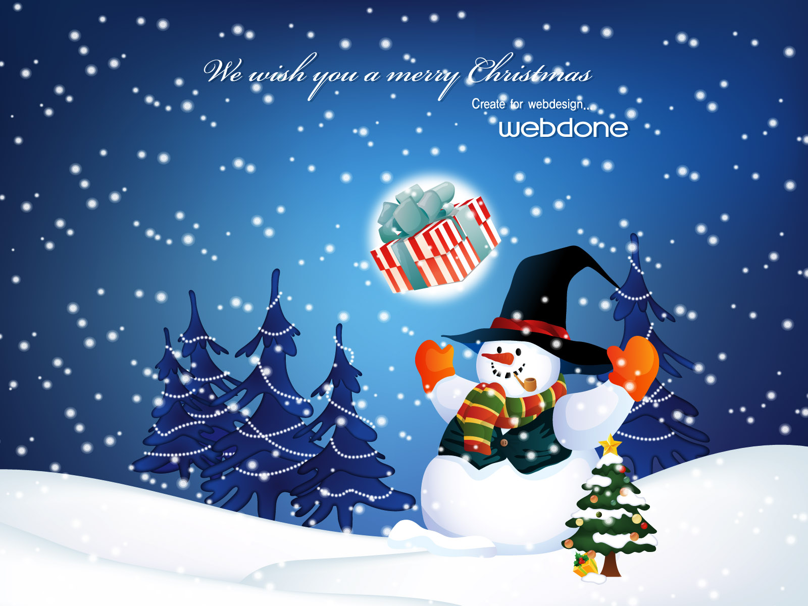 Christmas Wallpapers,Popular  Wallpaper In  This Year-17