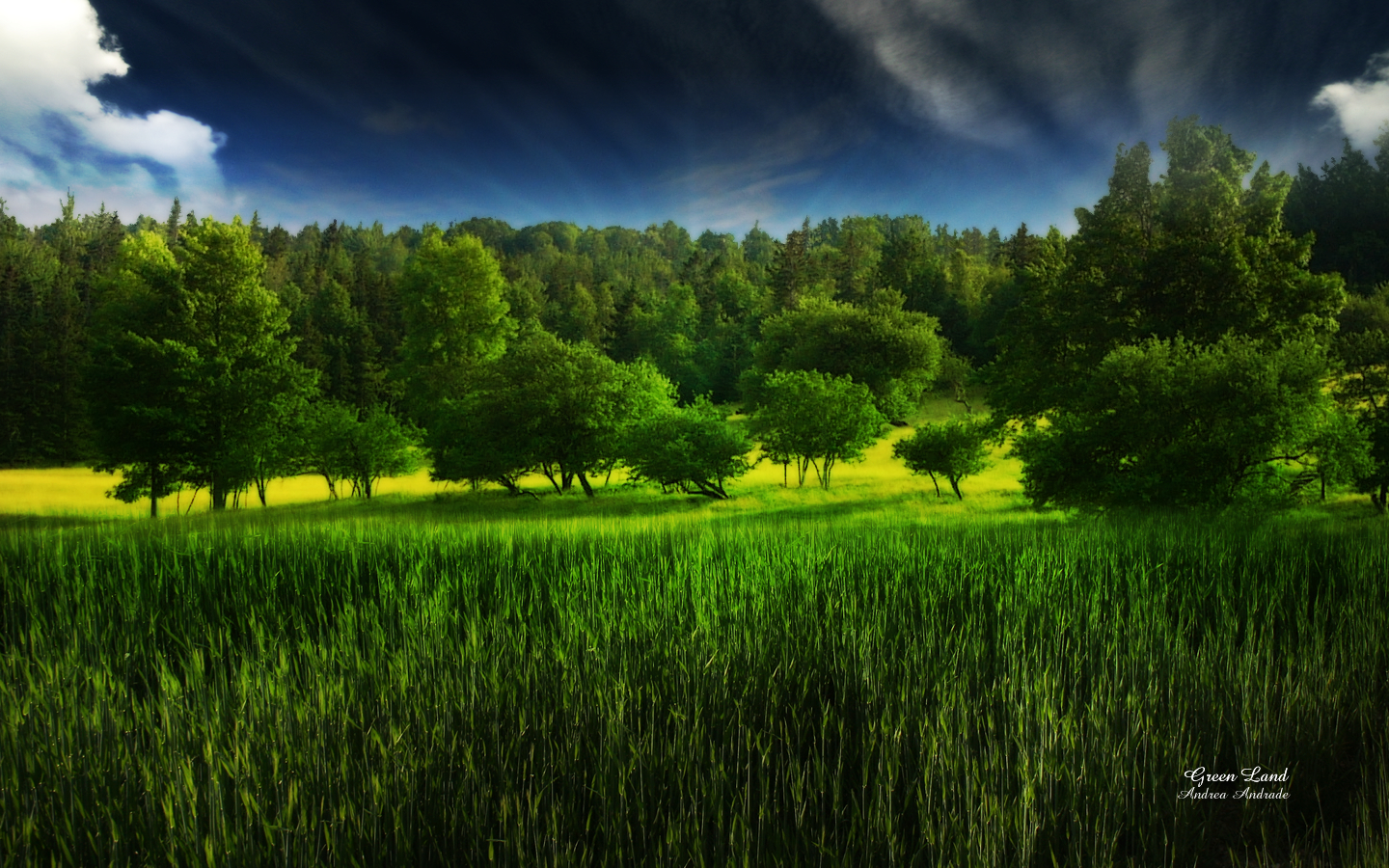 Green Land picture, Green Land photo, Green Land wallpaper