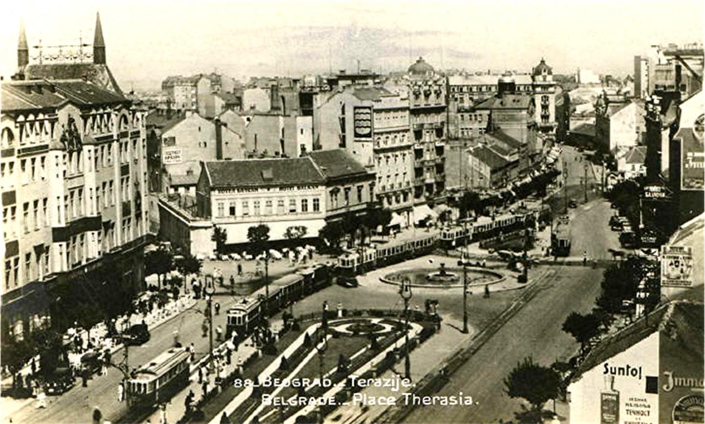 Gradovi starih dobrih vremena  Belgrade_j_