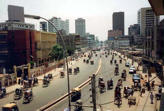 Bangladesh-Dhaka-center
