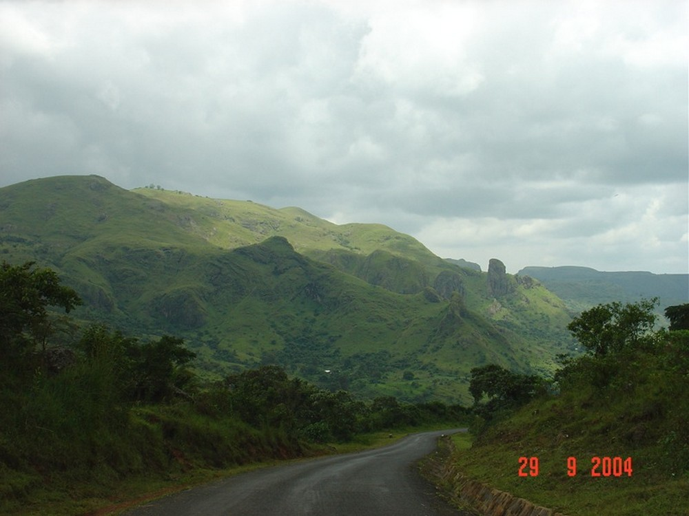 Cameroon beyond the city