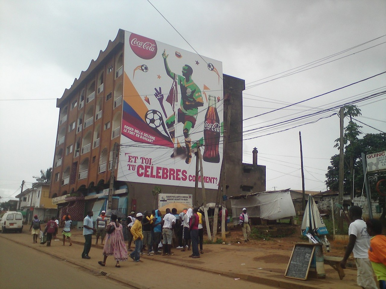 Cameroon yaounde