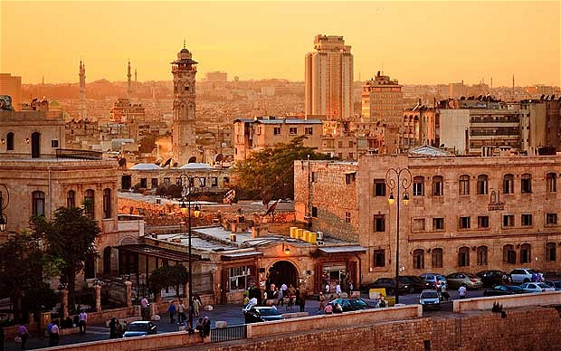 Aleppo city - Syria