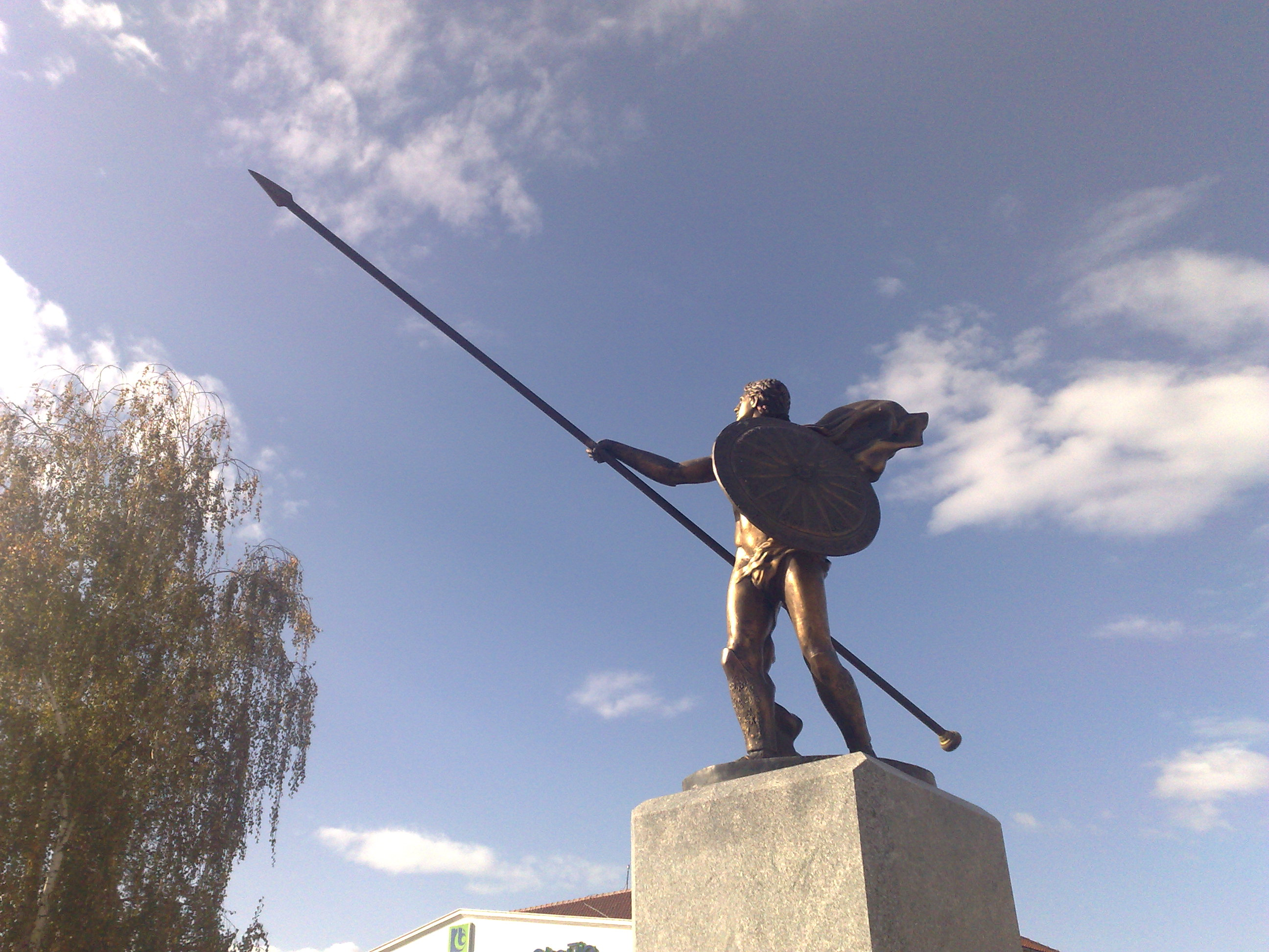 Alexander the Great (Prilep, Macedonia)