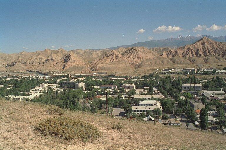 Naryn, Kyrgyzstan