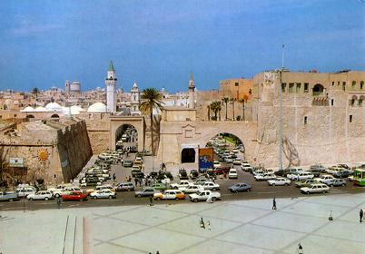 Libya-Tripoli-Libyayana
