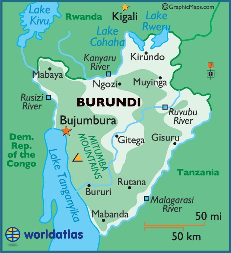 Free Online Dating in Burundi - Burundi Singles