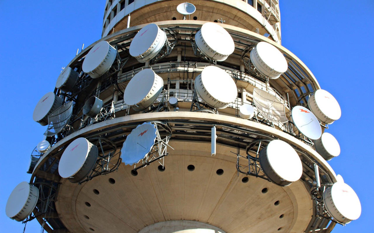 Telstra Tower 1280 x 800