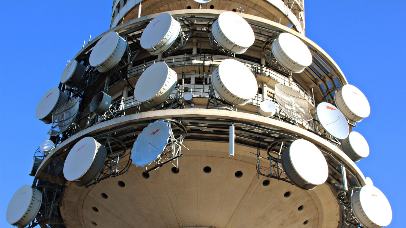 Telstra Tower 1366 x 768