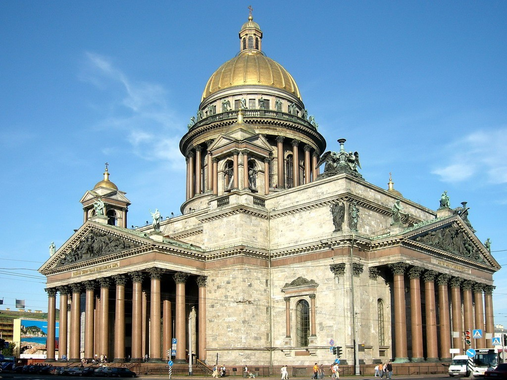 saint petersburg russia