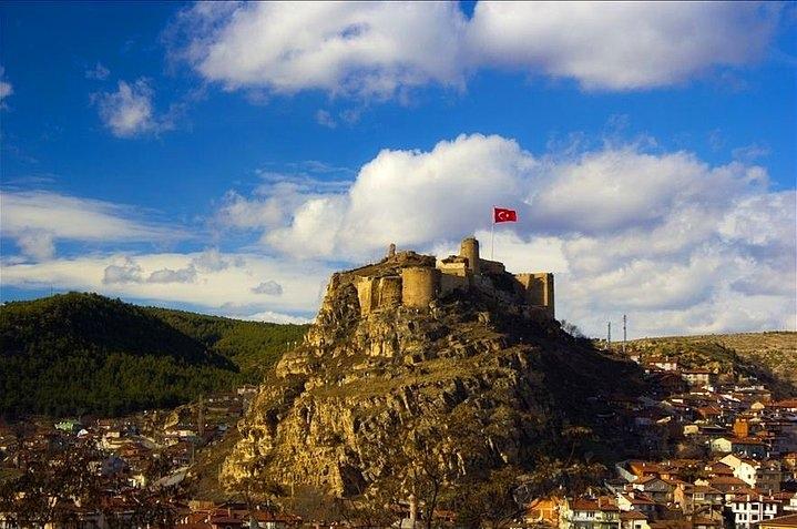 Kastamonu castle picture, Kastamonu castle photo ...