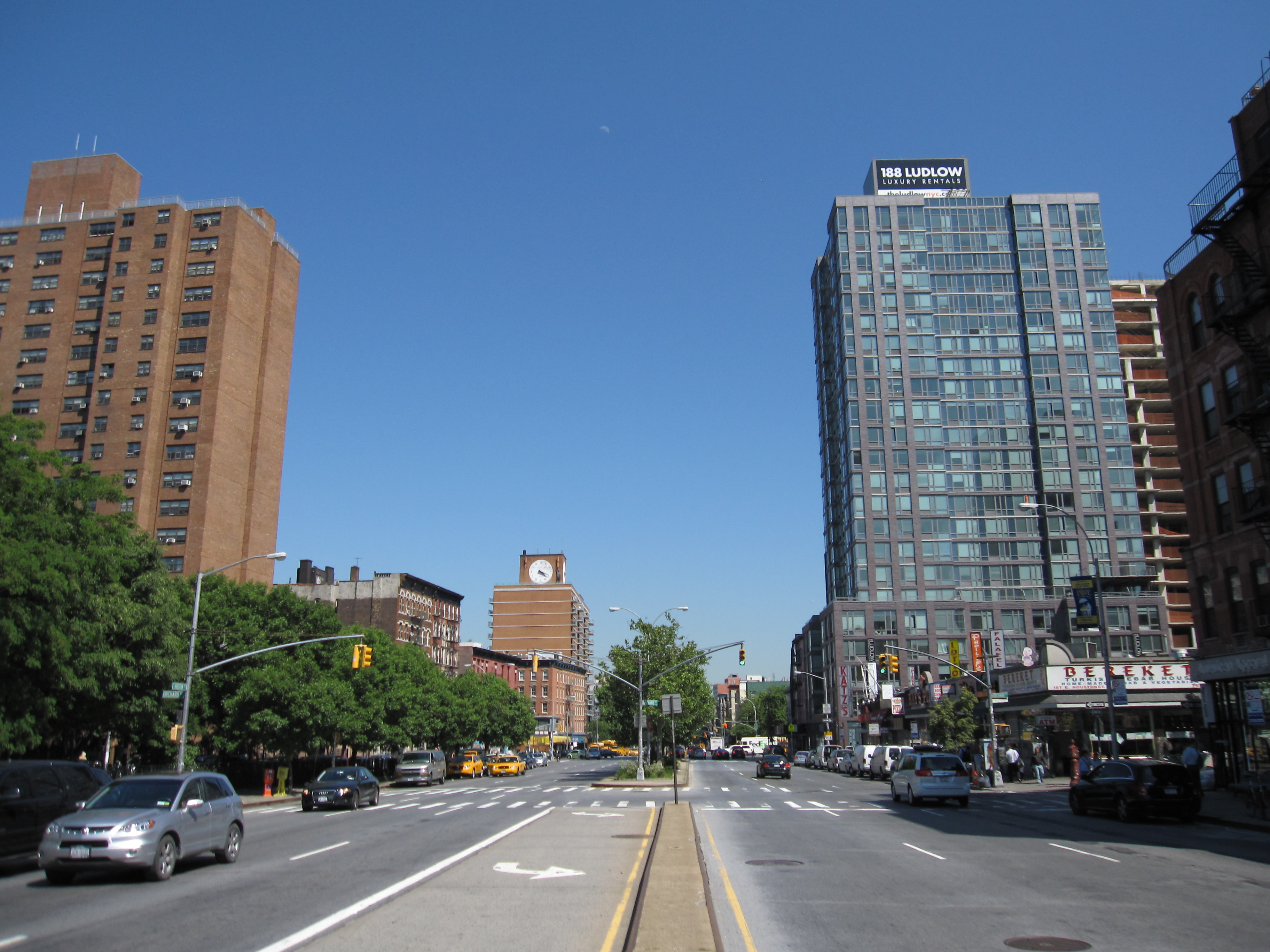 East Houston Street