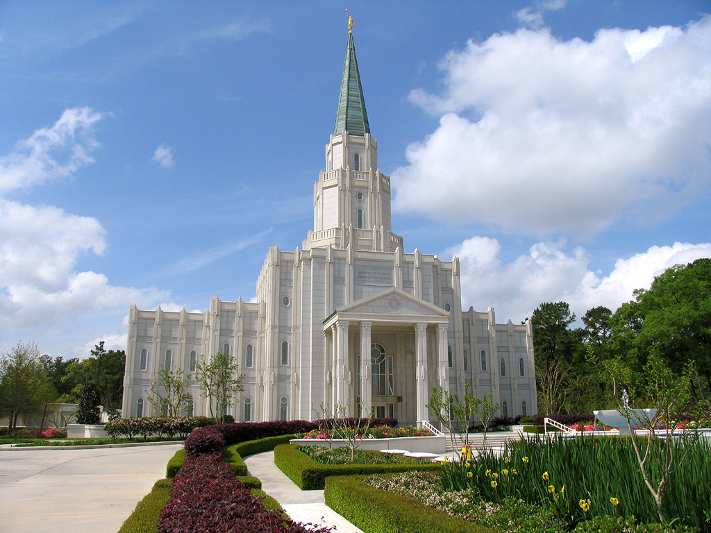 houston mormon temple