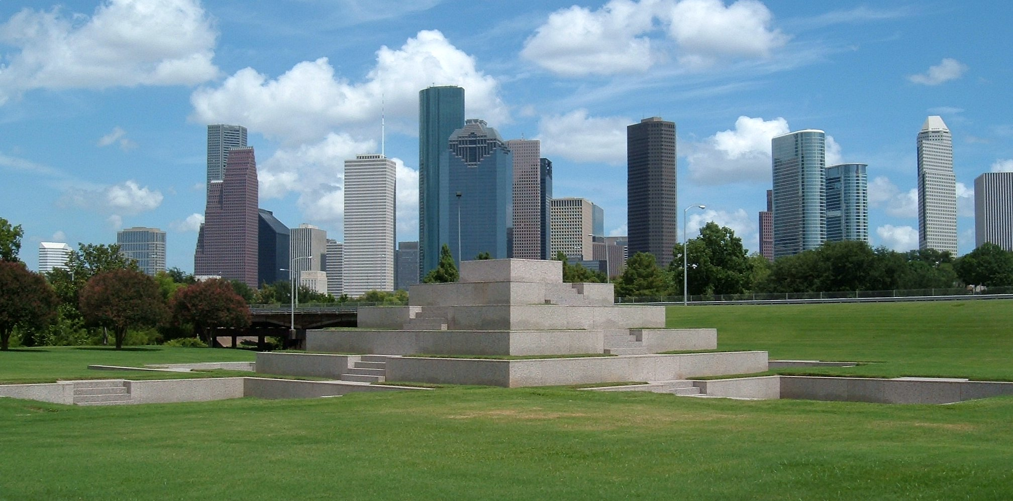 Houston Police Department memorial