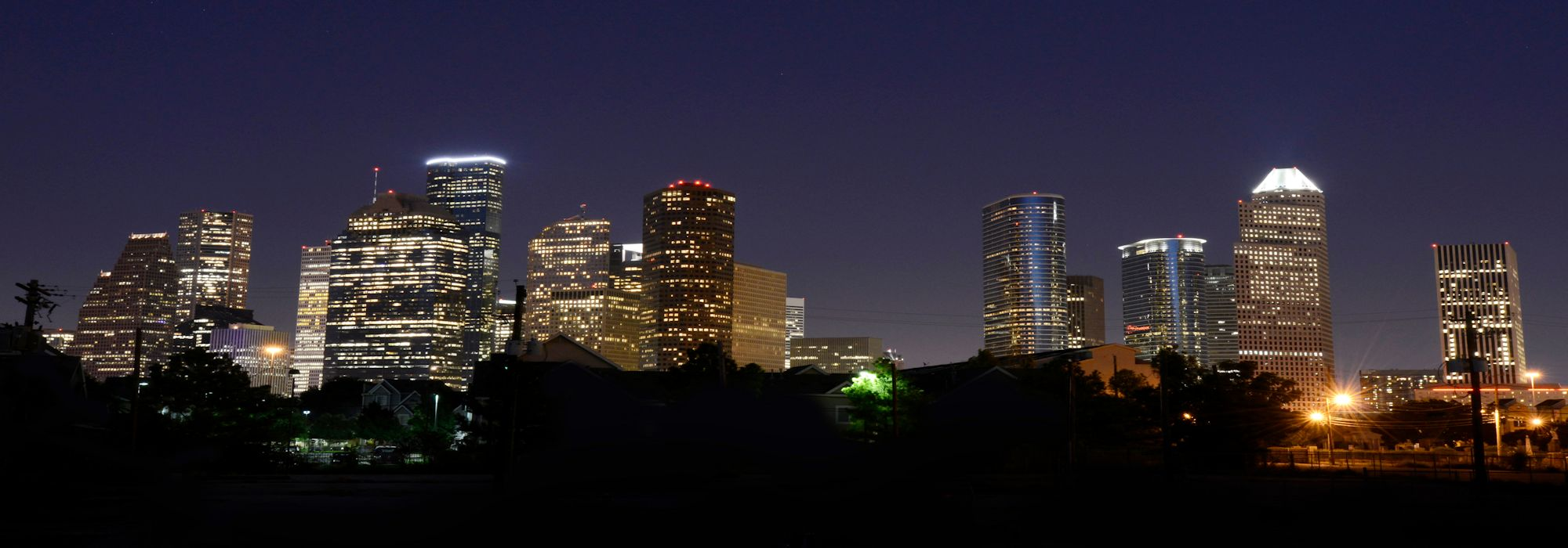 houston skyline masthead